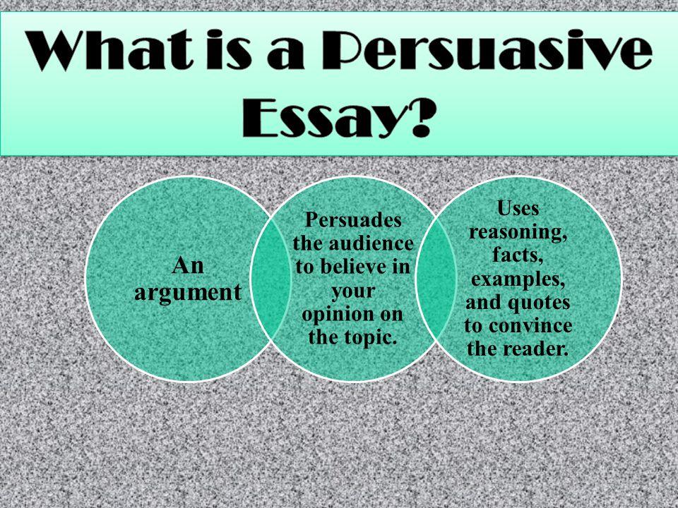Persuasive Techniques are Everywhere.