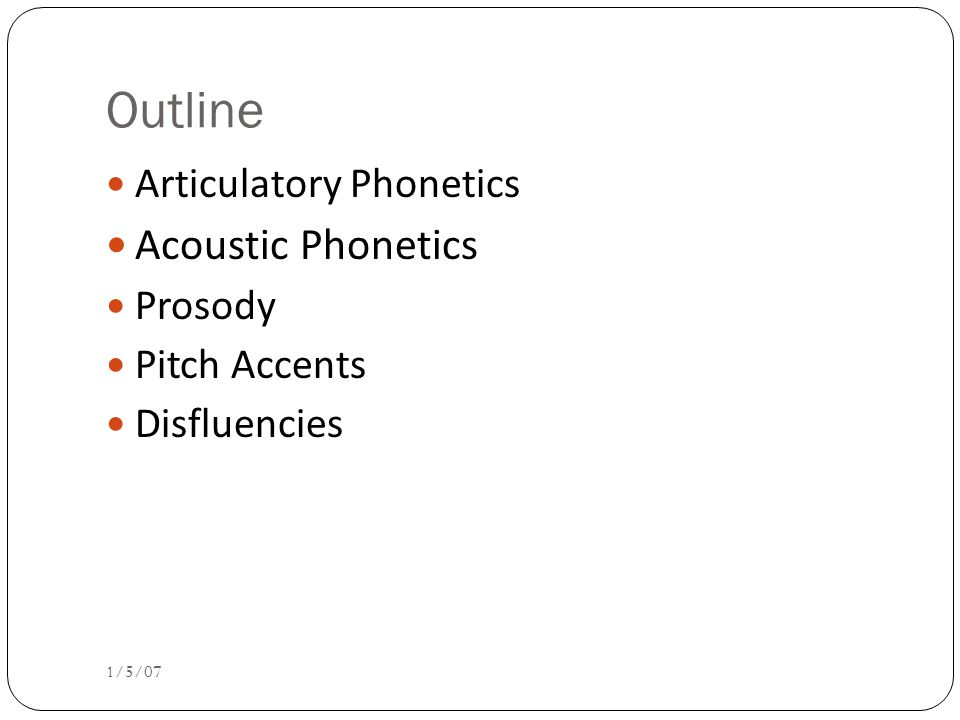 Prosodic Prominence: Pitch Accents A: What types of foods are a good source of vitamins.