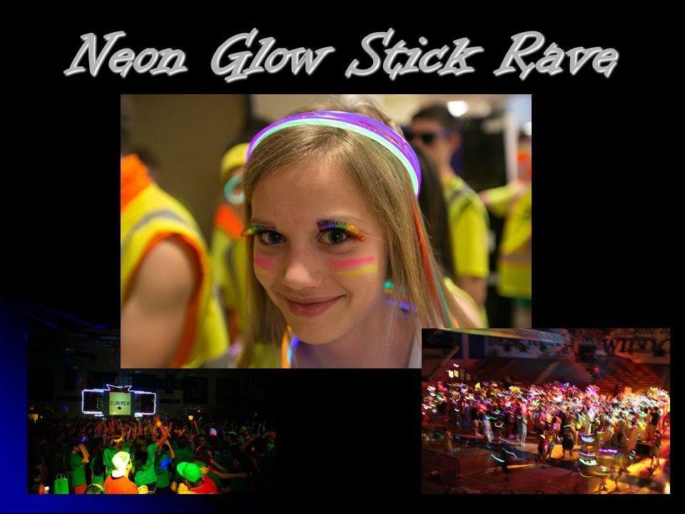 Neon Glow Stick Rave