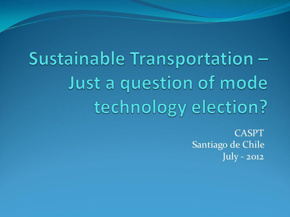 CASPT Santiago de Chile July - 2012