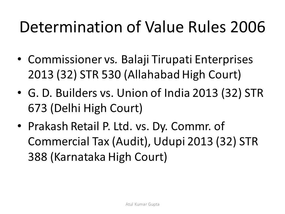 CENVAT Credit Rules 2004 KPMG vs.CCE 2013 TIOL 761 CESTAT DEL CCE vs.
