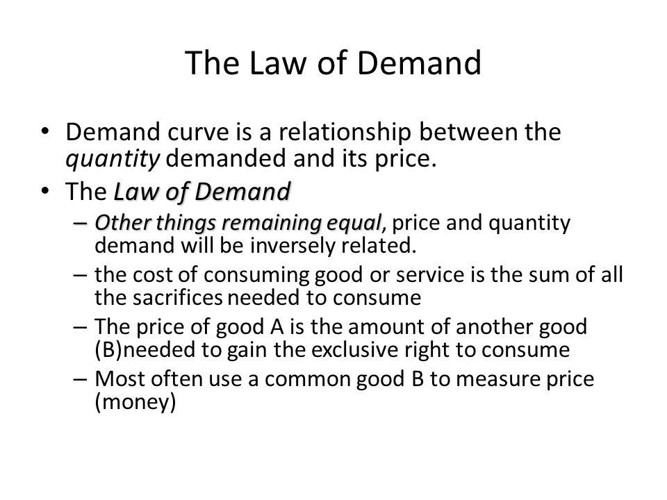 Individual and Market Demand Curves - Tuna Market demand curve © 2012 McGraw-Hill Ryerson Limited