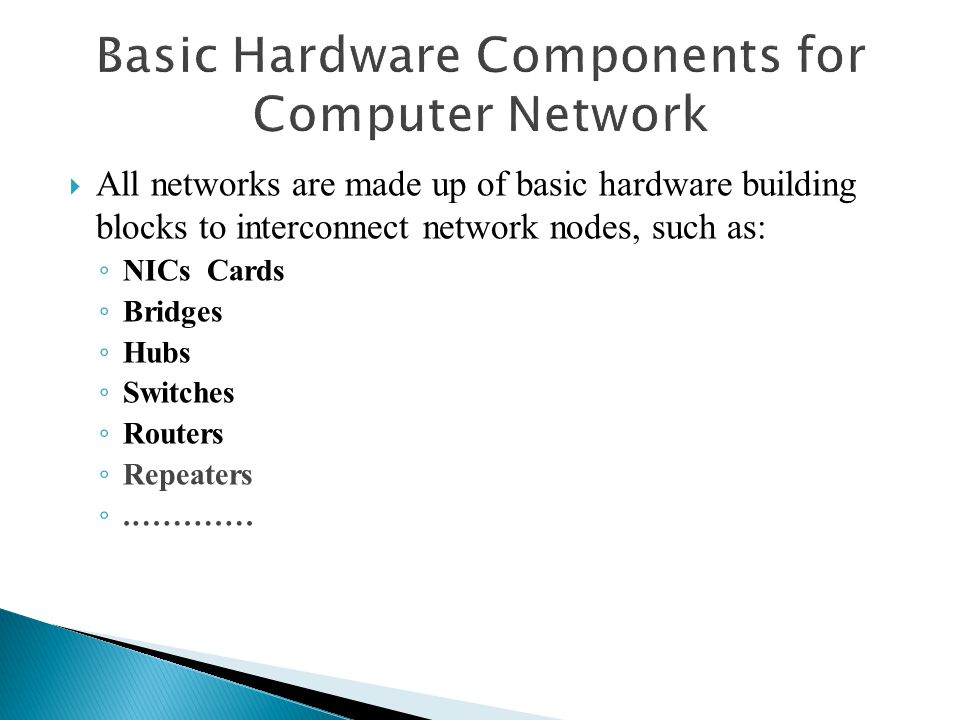 Every computer is directly connected with the hub.