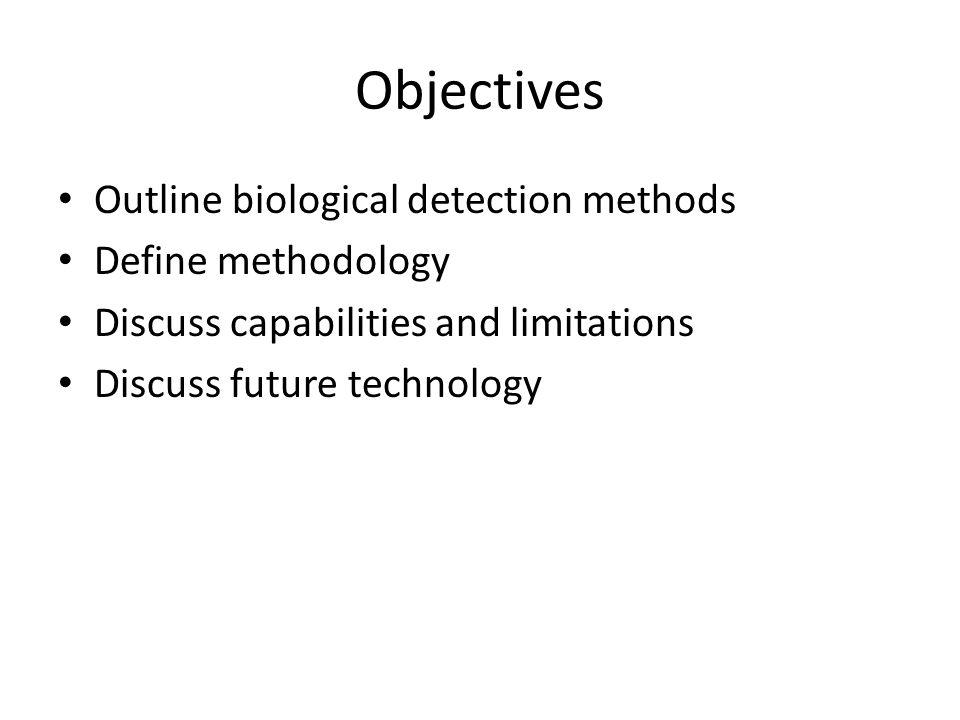Rapid Detection Methods Antibody-Antigen based DNA-based Visual examination Mobile Laboratory Detection Equipment