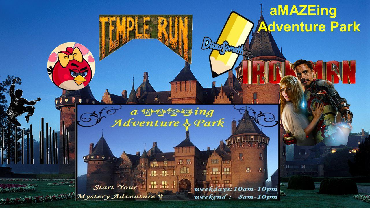 aMAZEing Adventure Park