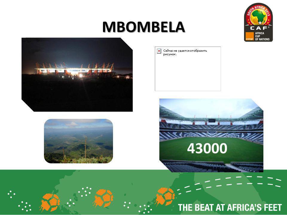 MBOMBELA 43000