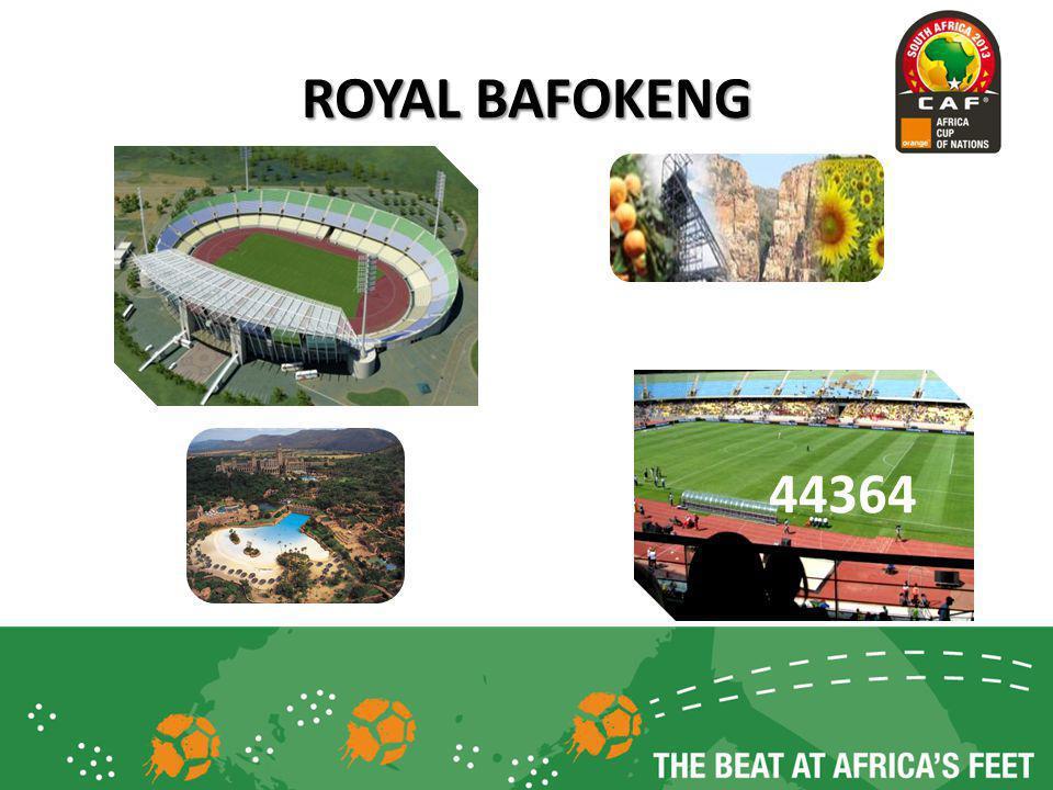 ROYAL BAFOKENG 44364