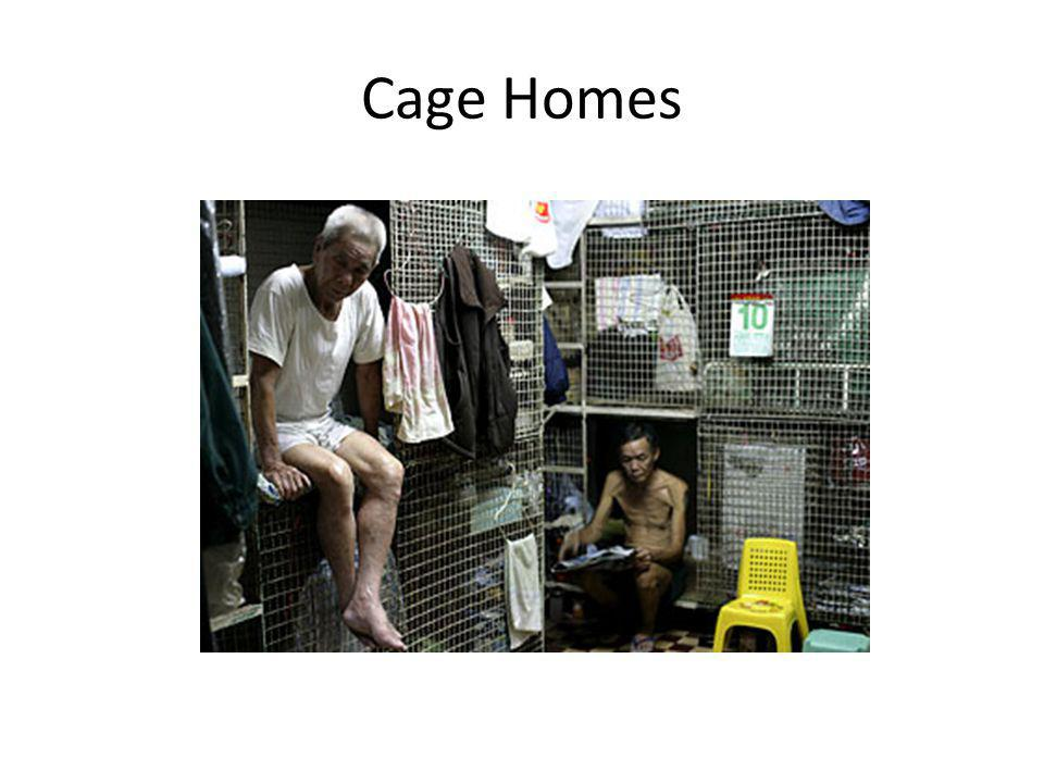 Cage Homes