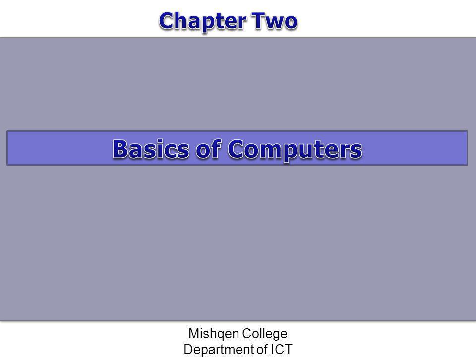 Digital Computers are that kind of computing machines which work on the principle of binary mathematics.