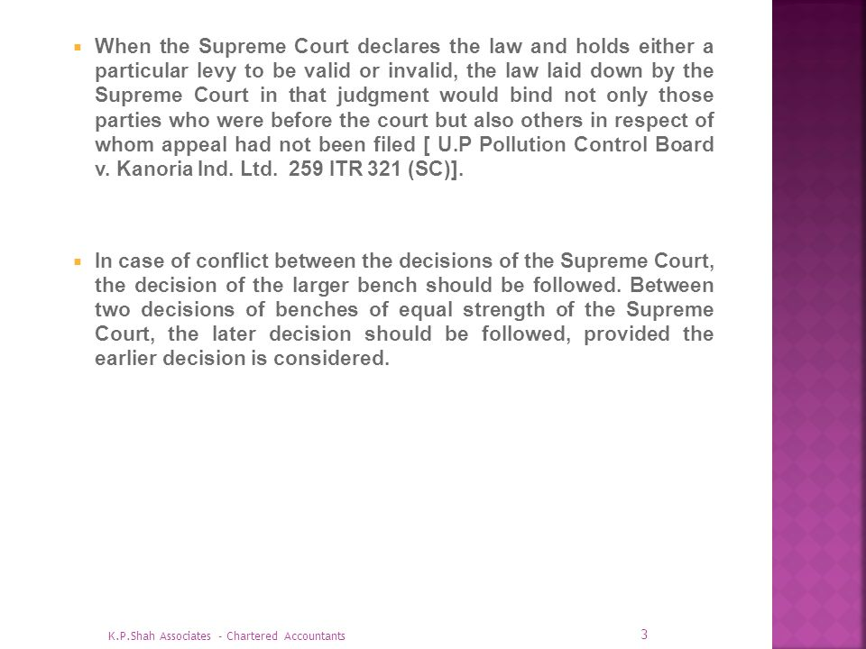 T.R. F. Ltd. v. CIT 323 ITR 397 (SC) As regards to Sec 36(1)(vii) the law is well settled.