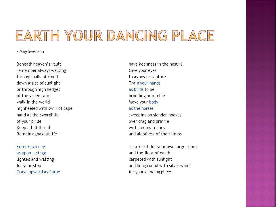 Haiku Cinquain Limerick Free verse