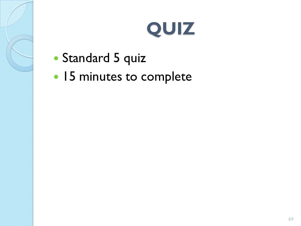 Complete the following activities: 1) Components of a Behavioral Objective 2) Writing Behavioral Objectives Worksheet 3) Write Objectives from Sample