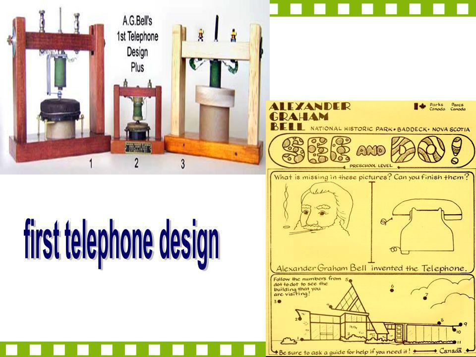 Alexander Graham Bell invented the telephone in 1876and this is the phone companys way of honoring his achievement.