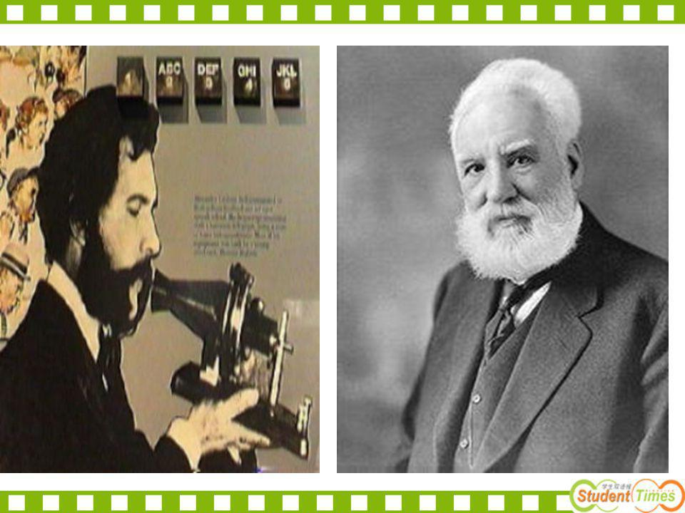Telephones become part of our life. Do you know who invented the first telephone