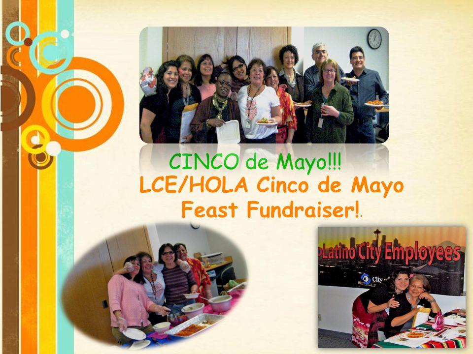Free Powerpoint Templates Page 6 CINCO de Mayo!!! LCE/HOLA Cinco de Mayo Feast Fundraiser!.