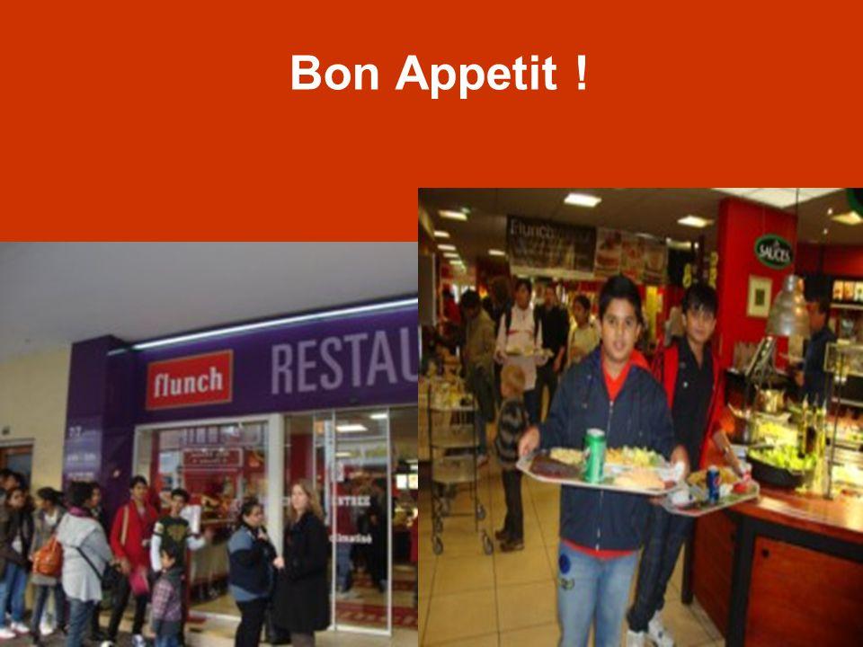 Bon Appetit !