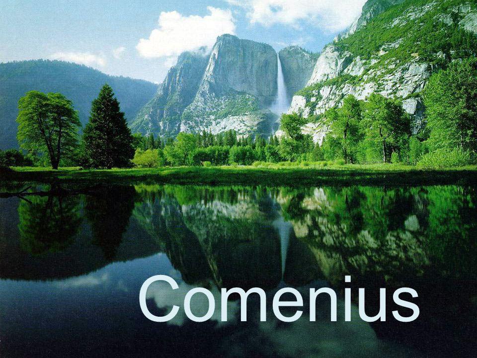Clique para editar o estilo do subtítulo mestre Comenius