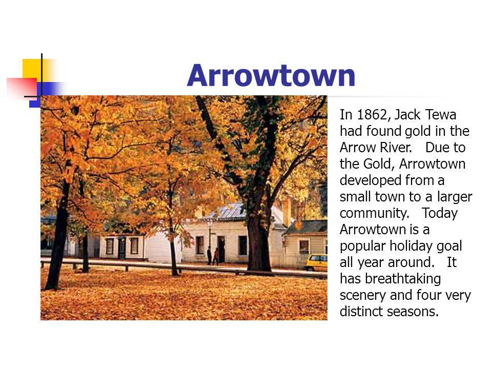 S c h e d u l e Day 2 : Day 2 : Queenstown Queenstown Arrowtown Arrowtown Queenstown Queenstown