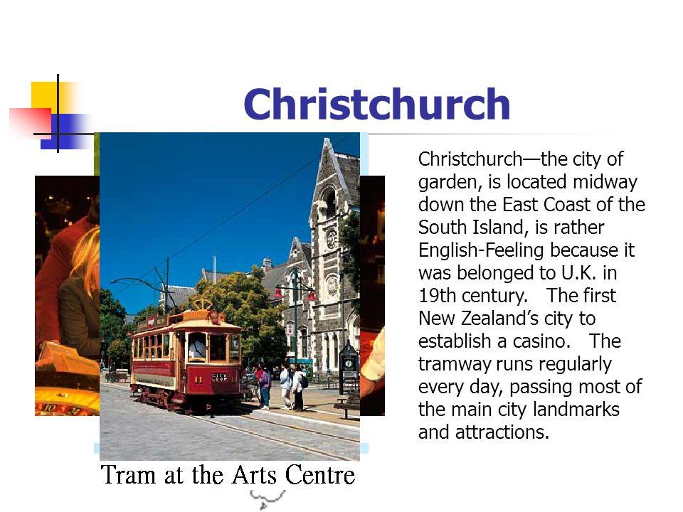 S c h e d u l e Day 1 : Day 1 : Christchurch Christchurch Mt Cook Mt Cook Queenstown Queenstown