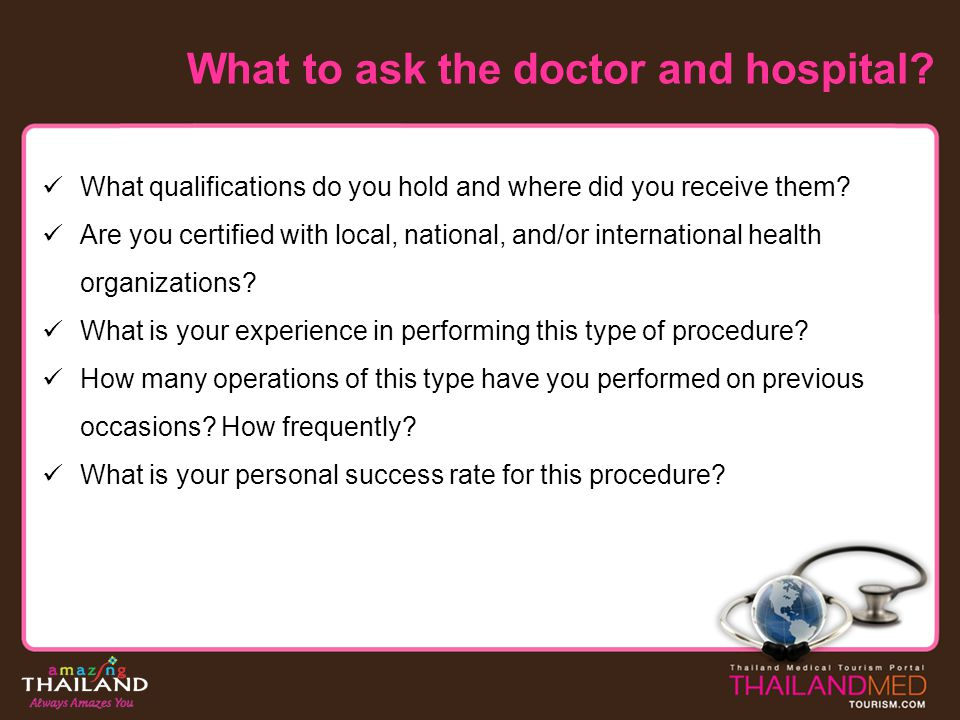 What qualifications do you hold and where did you receive them.