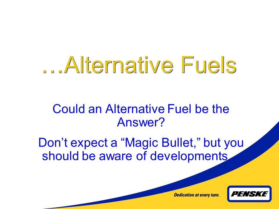 38 Some Recommended Methods to Eliminate/Reduce Theft Have fuel pump(s) calibrated periodically and use card-lock type systems. Take engine fuel throu