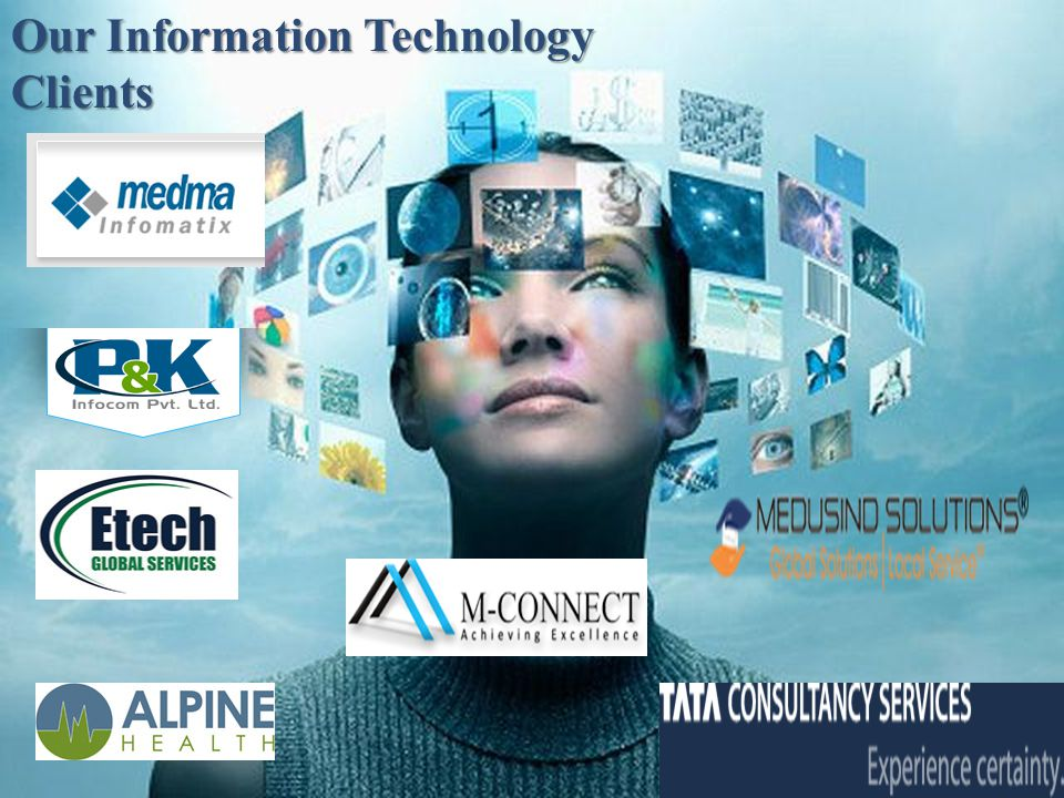 Our Information Technology Clients