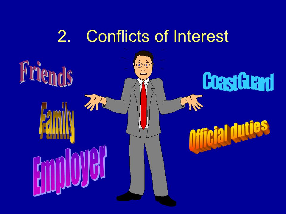 2.Conflicts of Interest
