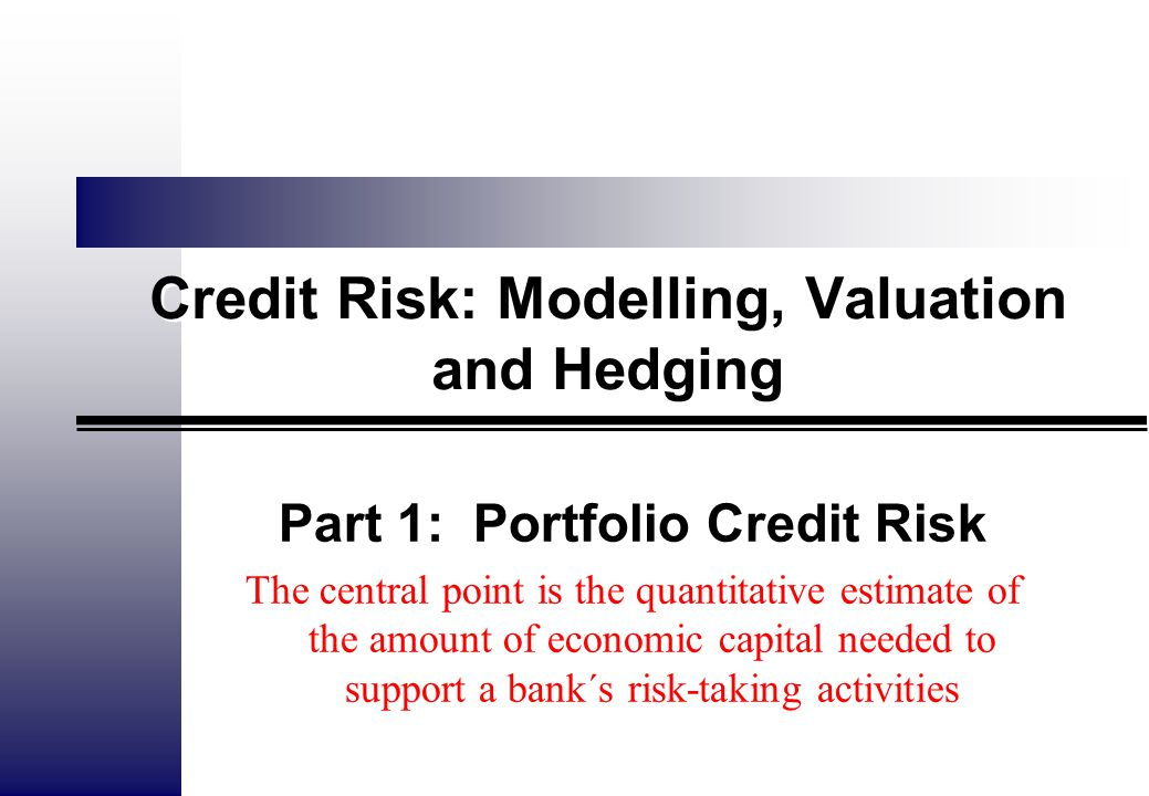 TRB 16 CreditMetrics IV