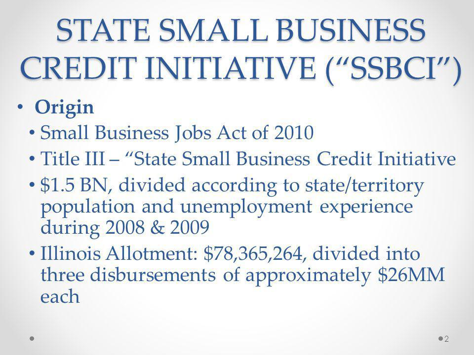 How to Apply Make sure you have a credible business plan by visiting an Illinois SBDC Contact a participating financial institution Visit our web site for more information or IIVF online application www.ildceo.net/AdvantageIllinois