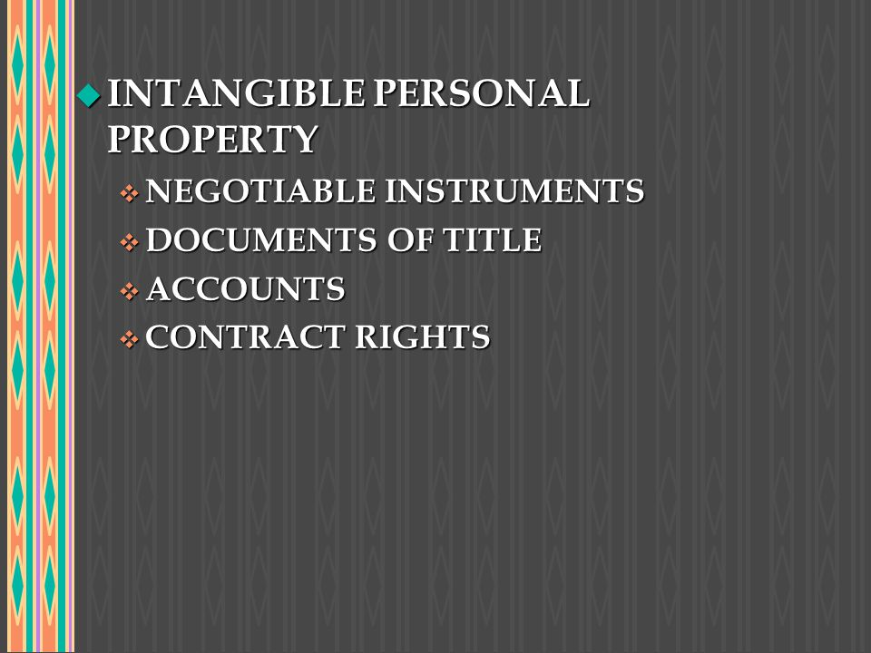 u UNDER THE UCC THE PARTIES IN A SECURED TRANSACTION ARE THE DEBTOR (BORROWER) AND THE SECURED PARTY (LENDER OR SECURED SELLER)