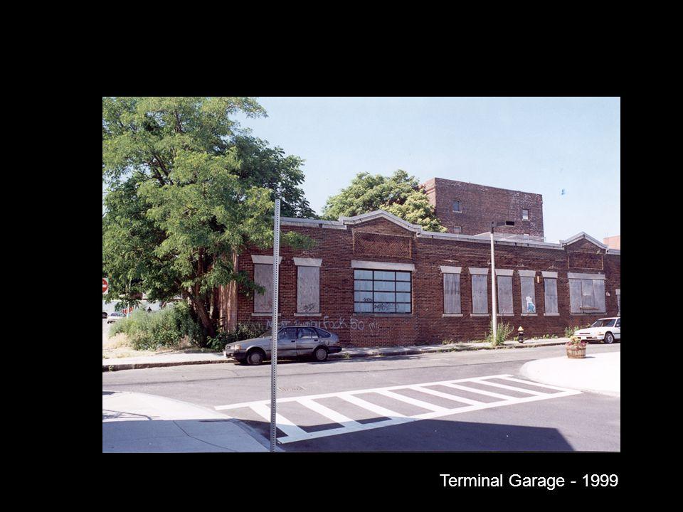 Terminal Garage - 1999