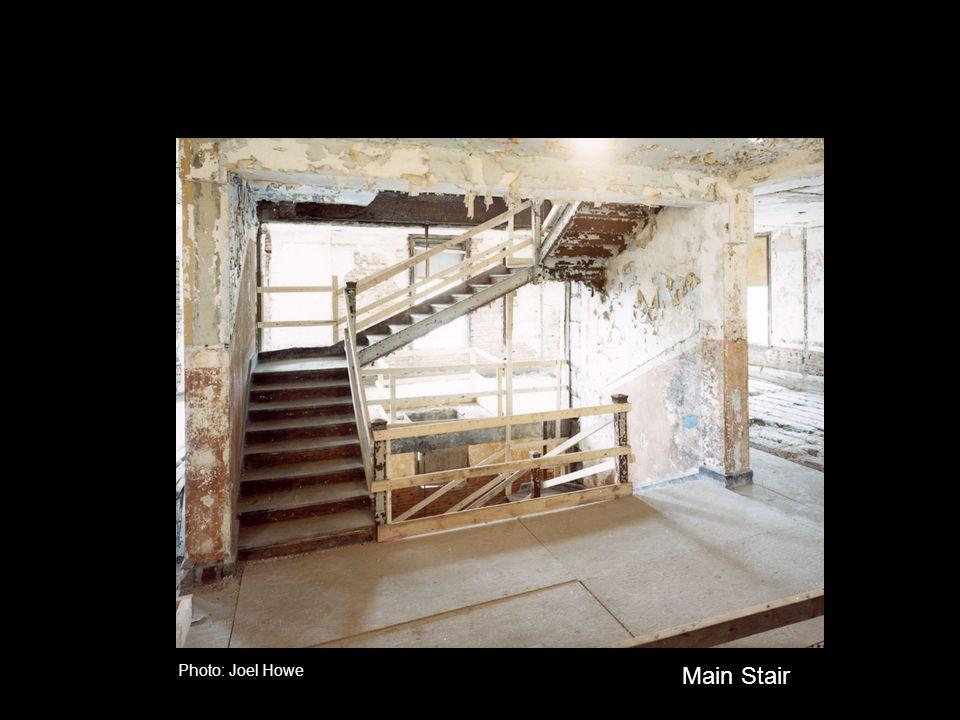 Main Stair Photo: Joel Howe