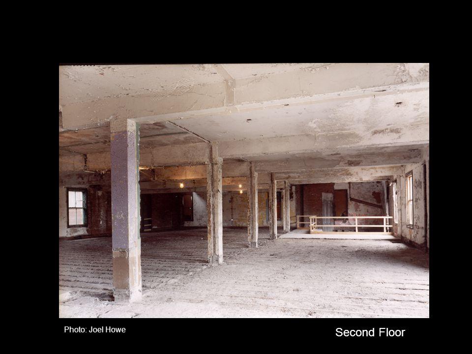 Second Floor Photo: Joel Howe