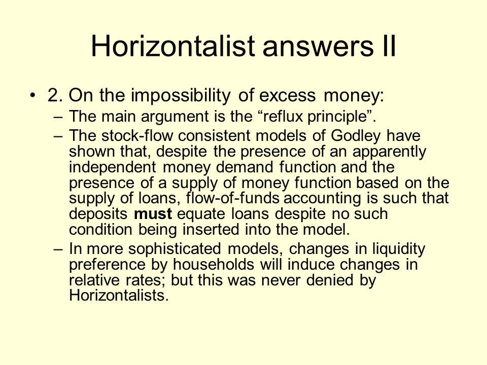 Horizontalist answers II 2.