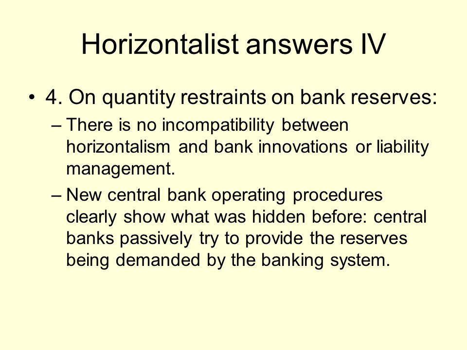 Horizontalist answers IV 4.