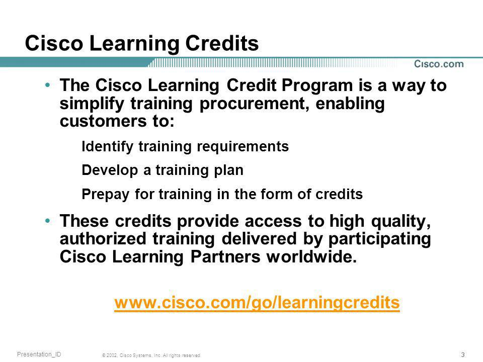 444 © 2002, Cisco Systems, Inc.All rights reserved.