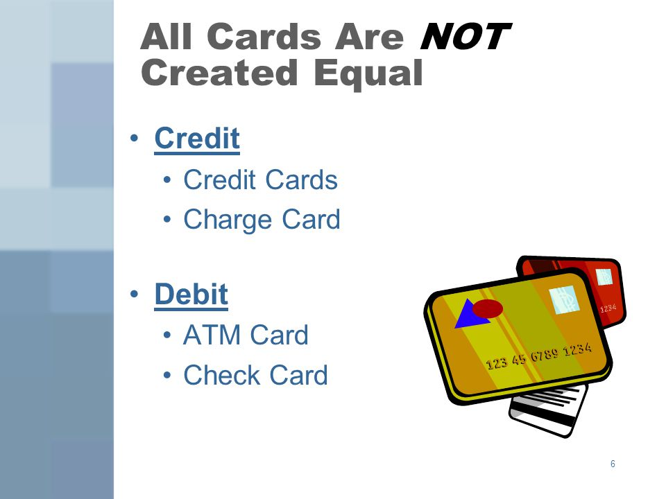 7 Other Types of Plastic Cards Stored Value Card Smart Cards