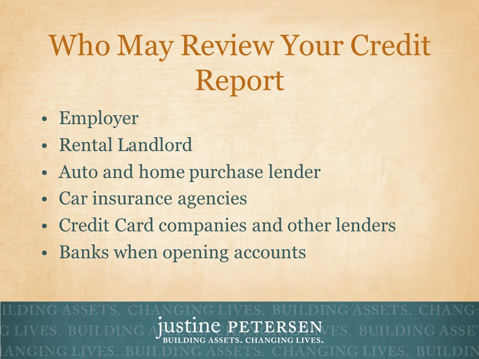How can I get my credit report.