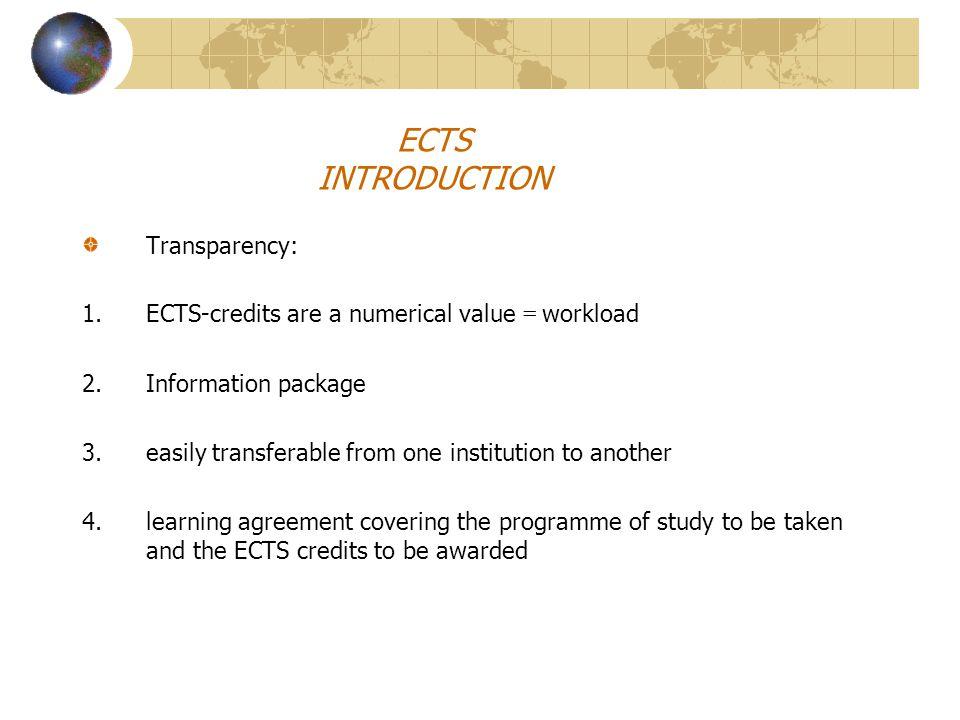 MID SWEDEN UNIVERSITY: ECTS-DECISION Beslutdatum 98-01-29Dnr40/9701077 Beslut 1 Beslutas att: Endast utländska studenter på utbytesprogram skall omfattas av ECTS Tolka ECTS betygsskala som ett målrelaterat betygssystem med rekommenderade betygsgränser vis 90-80-70-60-50% av möjligt resultat med hänsyn tagen till de verbala definitioner på ECTS betygen A t.o.m.