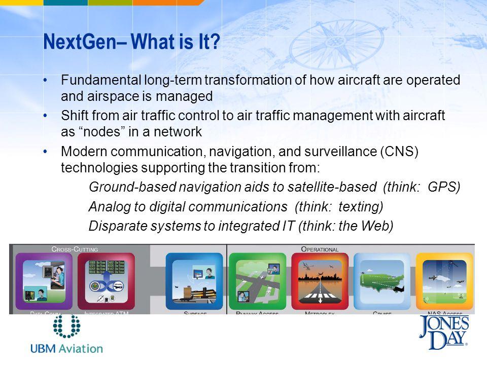 NextGen– What is It.