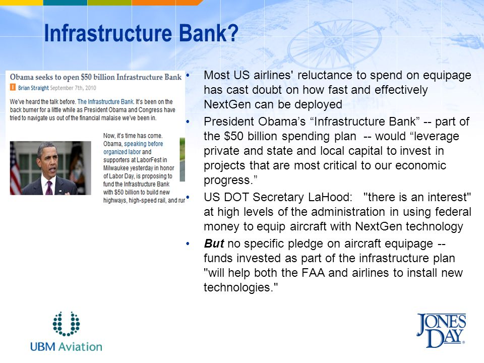 Infrastructure Bank.