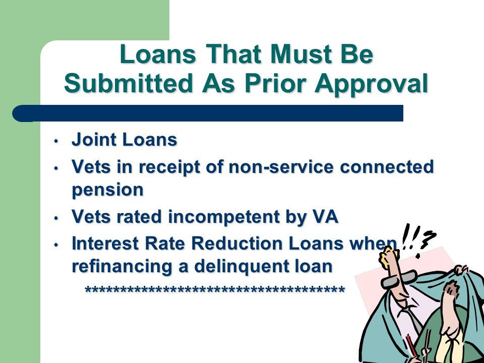 Automatic Procedure Lender.. Originates Originates Processes Processes Underwrites Income & Credit packages and the Appraisal Underwrites Income & Cre