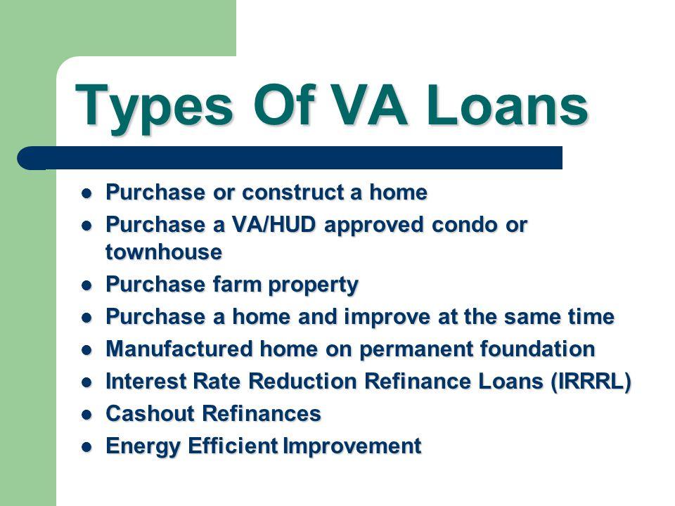 Contact Information National VA website: www.homeloans.va.gov Roanoke VA website: http://www.vba.va.gov/ro/roanoke/rlc/ Toll Free: (800) 933-5499