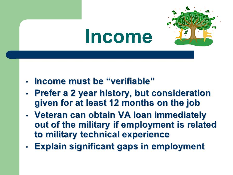 INCOME INCOME Stable and Reliable Stable and Reliable Anticipated to continue Anticipated to continue Sufficient in amount Sufficient in amount Report