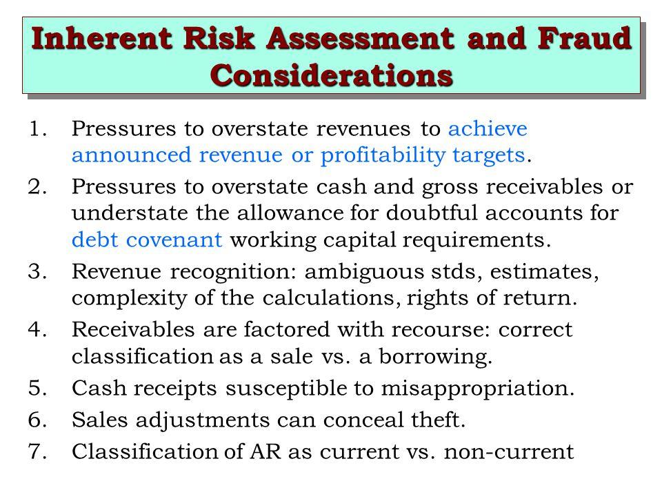 Substantive Tests of Accounts Receivable Figure 14-9