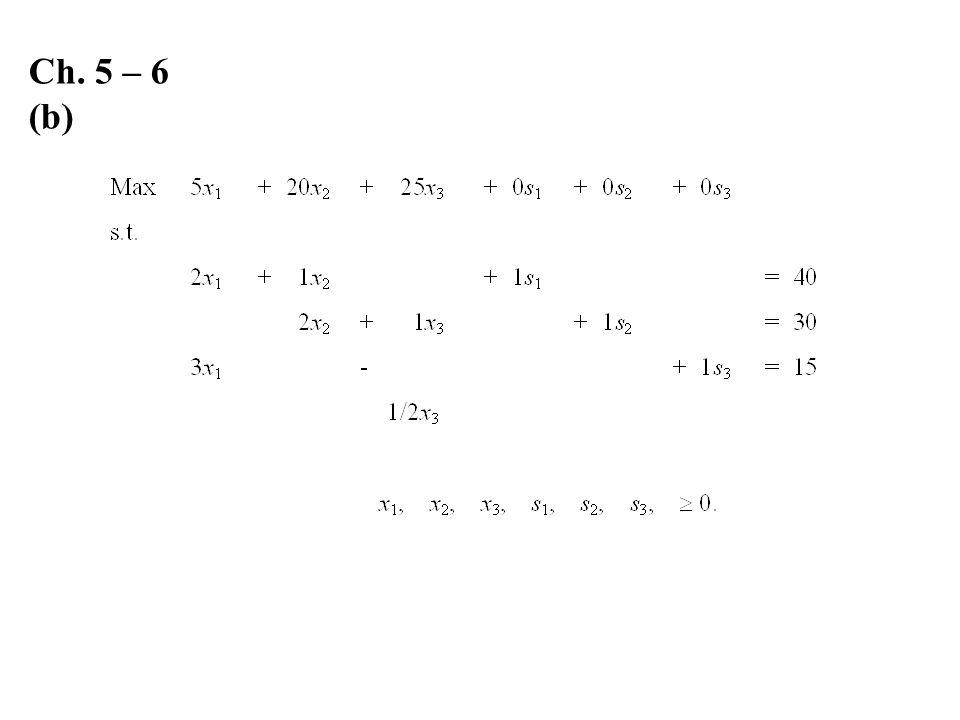 Ch. 5 – 6 (b)
