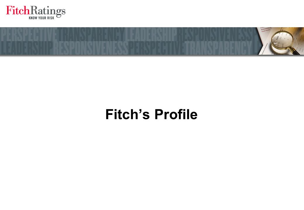 Fitchs Profile