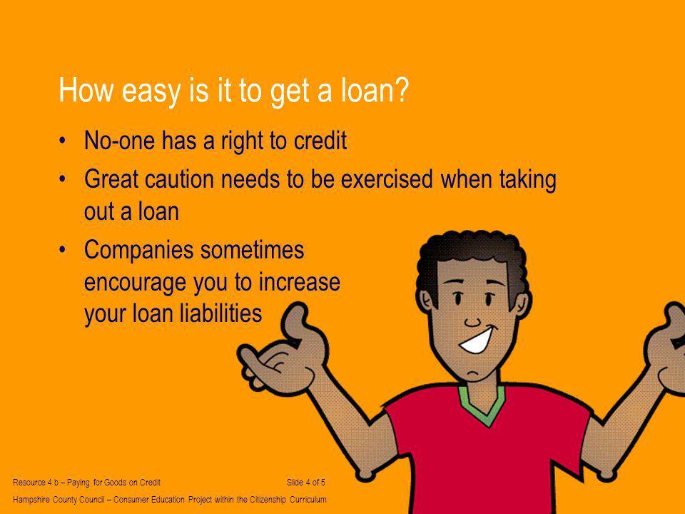 Beware of the Loan Shark.