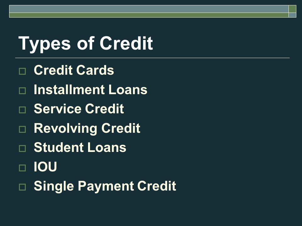 Risks of Credit Interest Overspending Debt Identity Theft