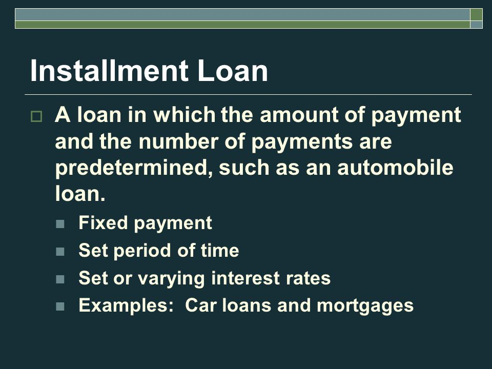 Co-Signer The person who agrees to be responsible for loan payments if the borrower fails to make them.